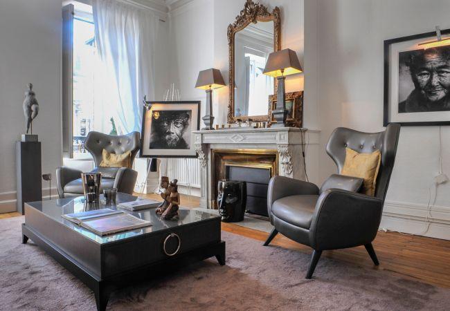 Appartement à Bordeaux - Appartement PAUL DOUMER - T4 - 4/6 personnes - 140
