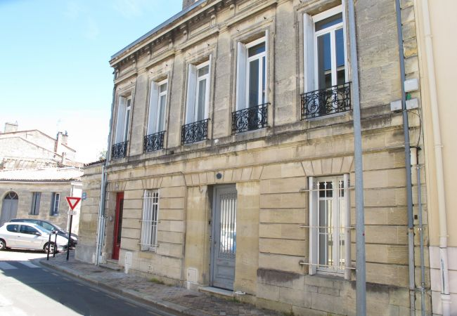 Appartement à Bordeaux - Appartement GUADET T3 - 2/4 pers. - + Terrasse