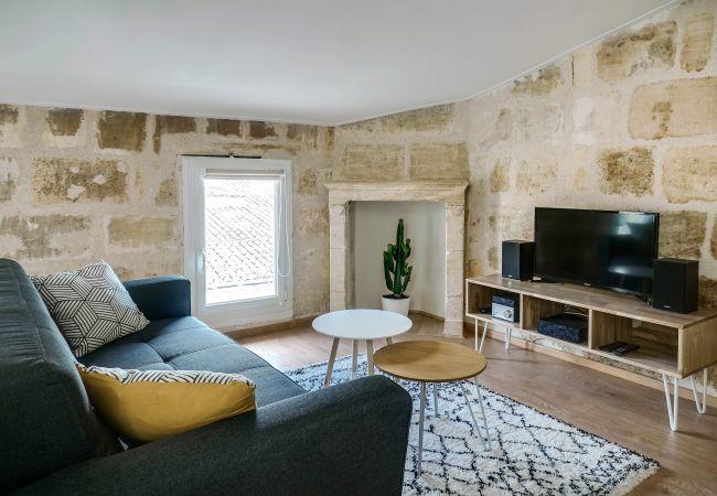 Appartement à Bordeaux - Appart VILLENEUVE T2 - 2/4 personnes - 38m²