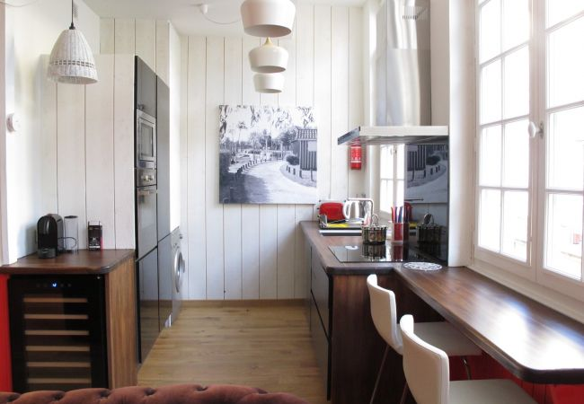 Appartement à Bordeaux - Appartement DEVISE T3 - 2/4 personnes - 60m²