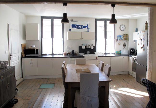 Maison mitoyenne à Bordeaux - Maison SAINT BRUNO T5 + Jardin - 6/7 pers. - 1
