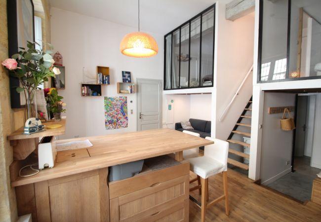 Appartement à Bordeaux - Appt POYENNE Duplex - T3 - 3/4 personnes - 52m²