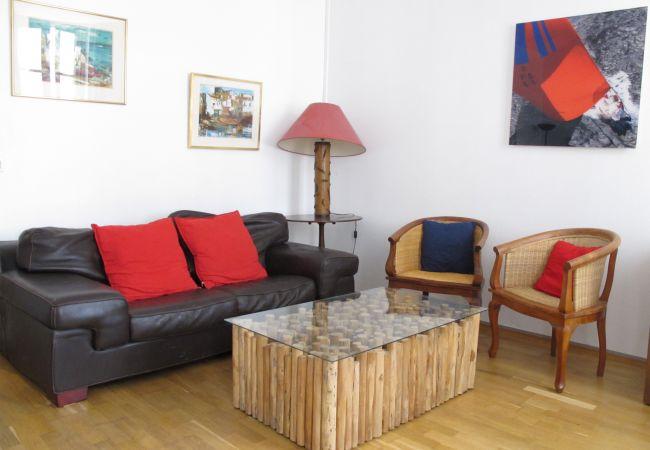 Appartement à Bordeaux - Appart MAUCOUDINAT T3 - 2/3 personnes - 55m²