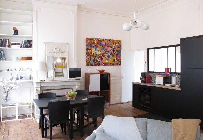 Appartement à Bordeaux - Appart TURENNE T2Bis - 2/3 personnes - 40m²