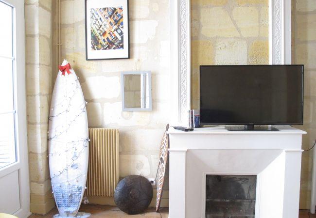 Appartement à Bordeaux - Appart TOURNY T2 - 2 personnes - 61m²