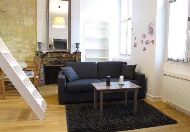 Apartment in Bordeaux - Appartement LIBERATION - T1 Bis - 2/3 personnes -