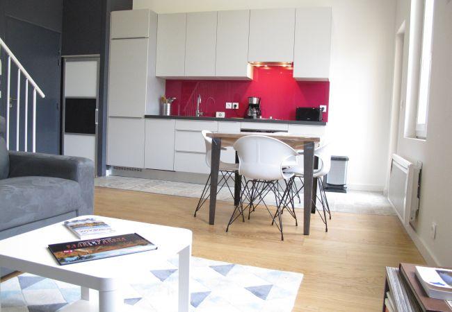 in Bordeaux - Appartement DENISE Duplex - T2 - 2/4 personnes -